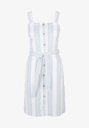 Freizeitkleid - white all