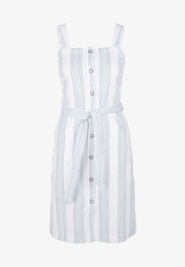 Sukienka letnia - white all