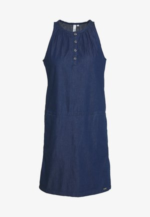 KURZ - Jeanskleid - blue denim