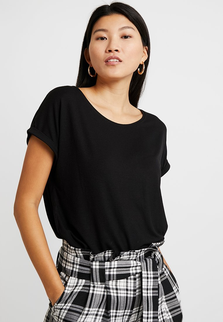 Q/S designed by - T-Shirt print - black