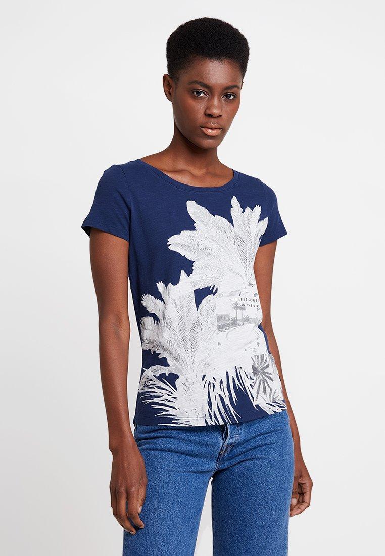 Q/S designed by - Print T-shirt - eclipse