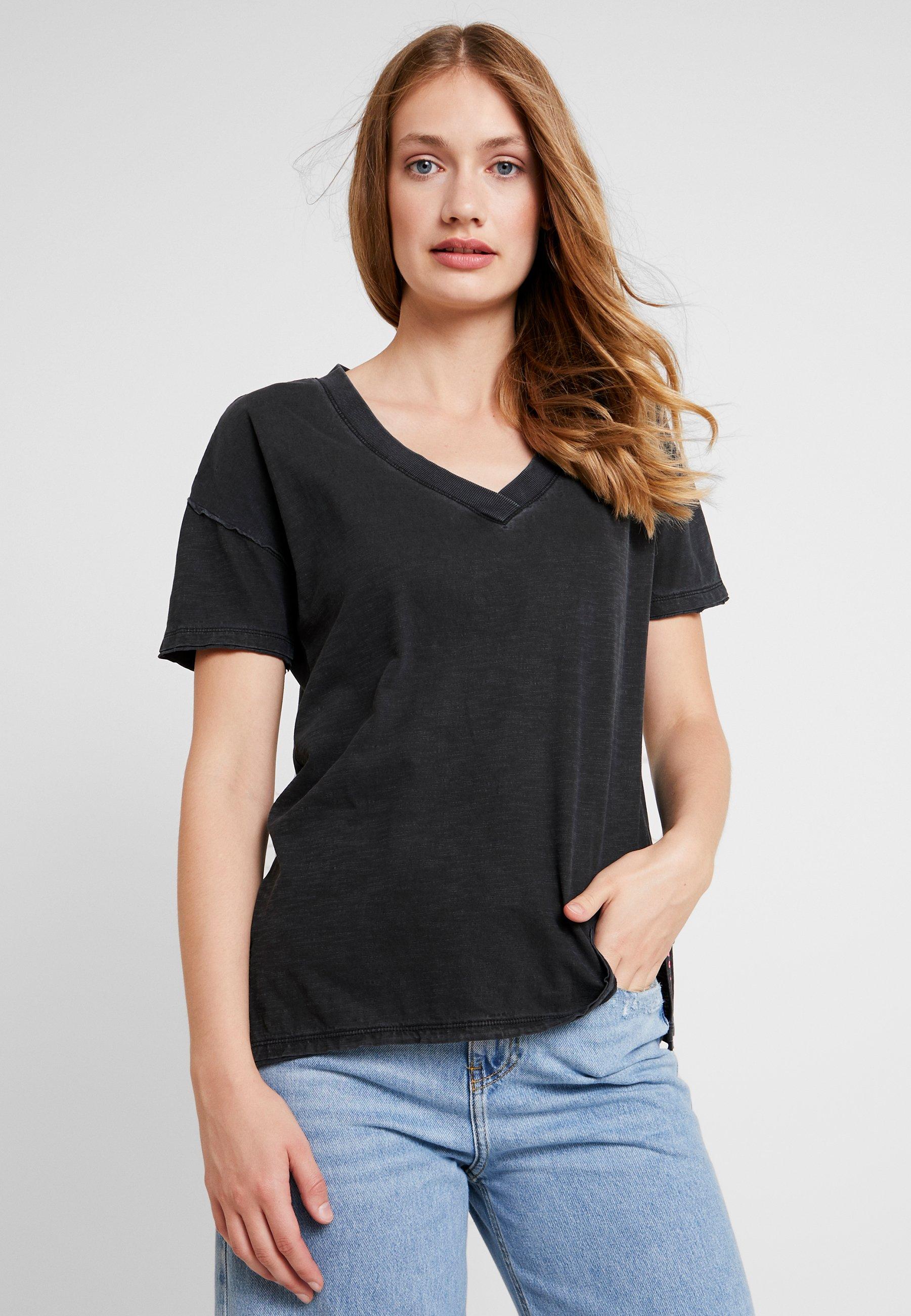 By Designed KurzarmT s Black shirt Basique Q tdxhQsrC