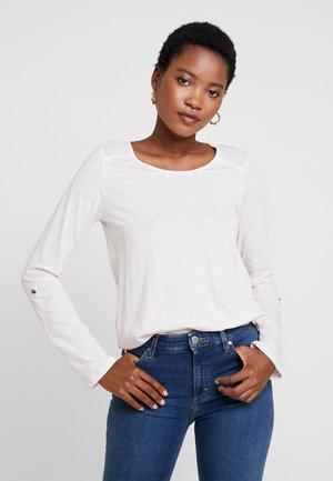 LANGARM - Camiseta de manga larga - pearl