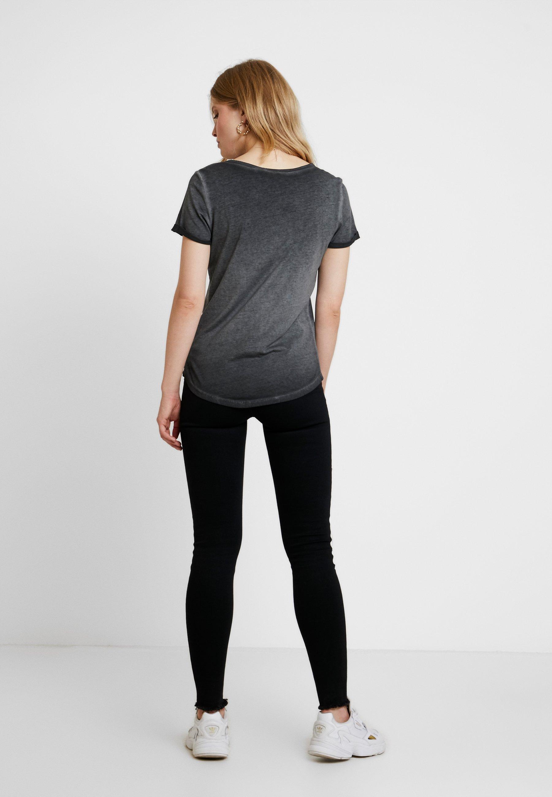 shirt Basique s Designed By Q KurzarmT Black Nvw0nOPym8