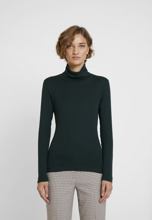 LANGARM 2 PACK - Long sleeved top - dark green