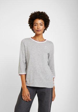 Camiseta de manga larga - grey mélan