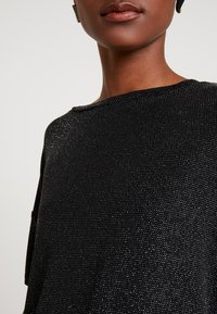 Q/S designed by - T-shirts print - black - 4