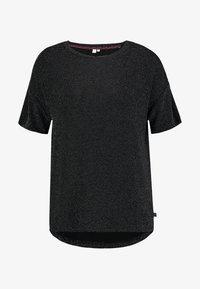 Q/S designed by - T-shirts print - black - 3