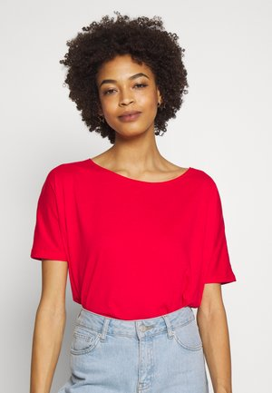 T-shirt basique - flame red