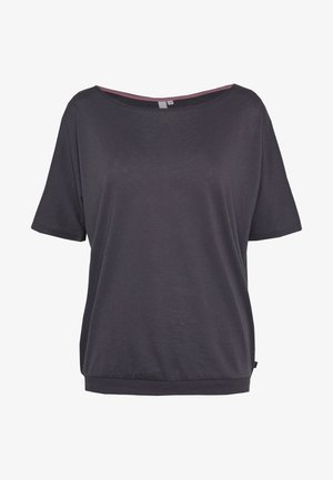 T-Shirt basic - asphalt