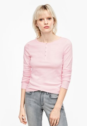 LANGARM - T-shirt à manches longues - light pink