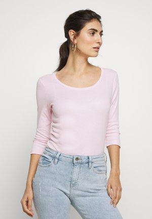 KURZARM - Camiseta de manga larga - light pink
