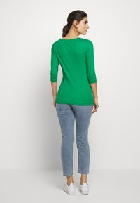 Q/S designed by - KURZARM - Bluzka z długim rękawem - jolly gree - 2