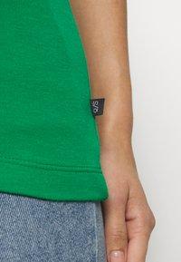 Q/S designed by - KURZARM - Bluzka z długim rękawem - jolly gree - 4