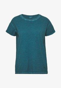 Q/S designed by - KURZARM - T-shirt basique - petrol - 3