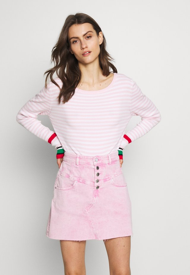 LANGARM - Jumper - light pink