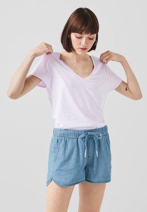 T-Shirt basic - lavender