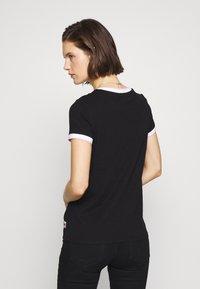 Q/S designed by - T-SHIRT - KURZARM - T-shirt basique - black - 2
