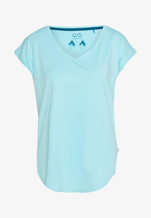 KURZARM - T-shirt basic - fresh aqua