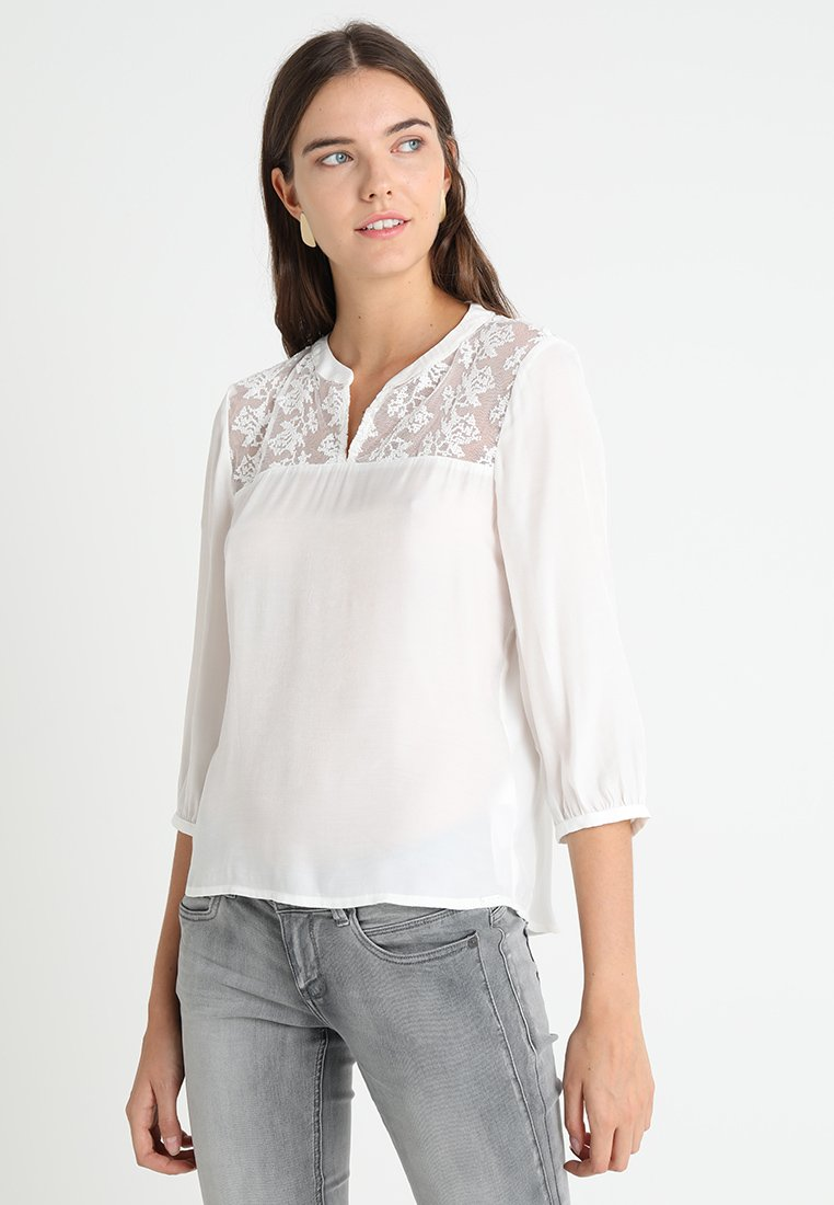 Q/S designed by - Blouse - white