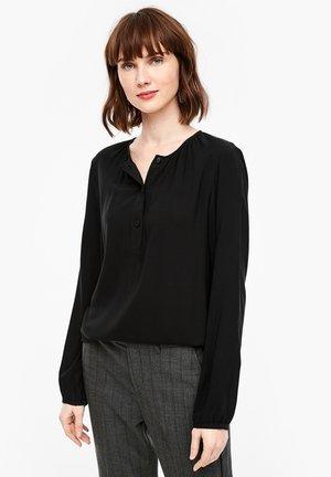 Bluse - black