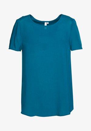 BLUSE - KURZE ÄRMEL - T-shirt basic - petrol