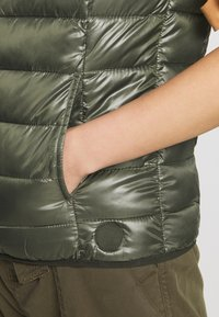 Q/S designed by - Waistcoat - olive - 5