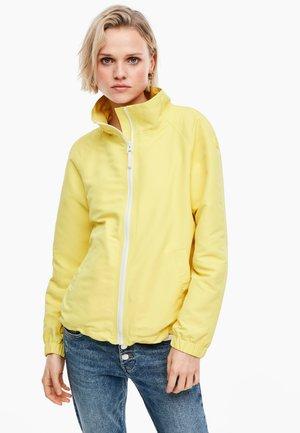 Light jacket - lemon sorbet
