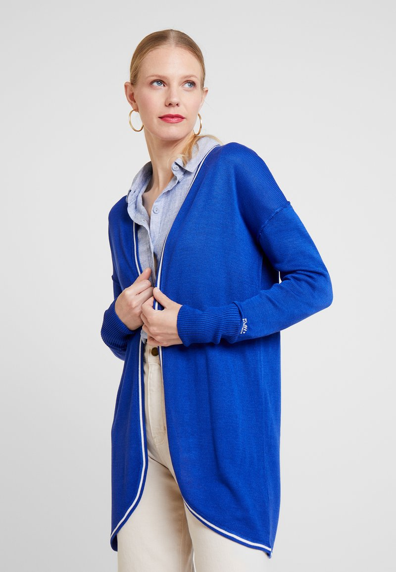 Q/S designed by - Kardigan - royal blue