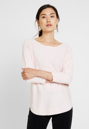 3/4 ARM - Pullover - pearl