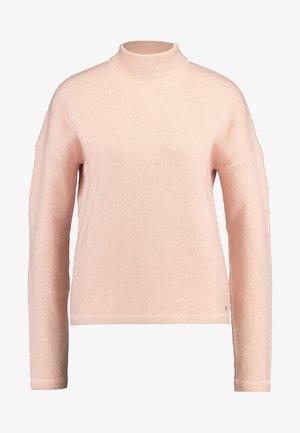 Sweter - light nude