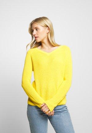 Pullover - marigold