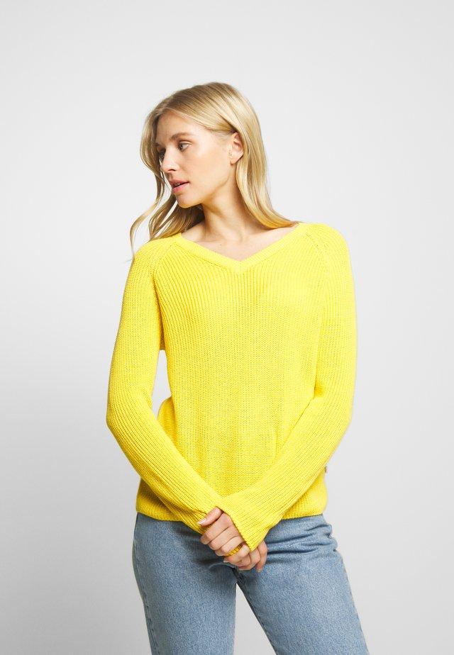 Jersey de punto - marigold
