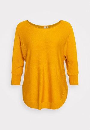 LANGARM - Maglione - golden yellow