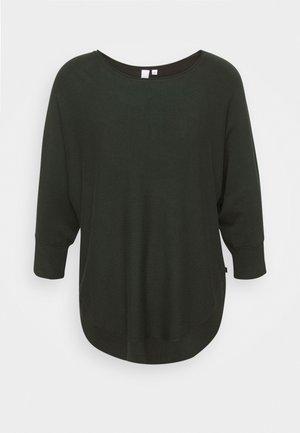 LANGARM - Jumper - dark green