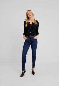Q/S designed by - Jeans Skinny Fit - blue denim - 1