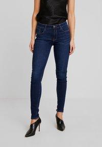 Q/S designed by - Jeans Skinny Fit - blue denim - 0