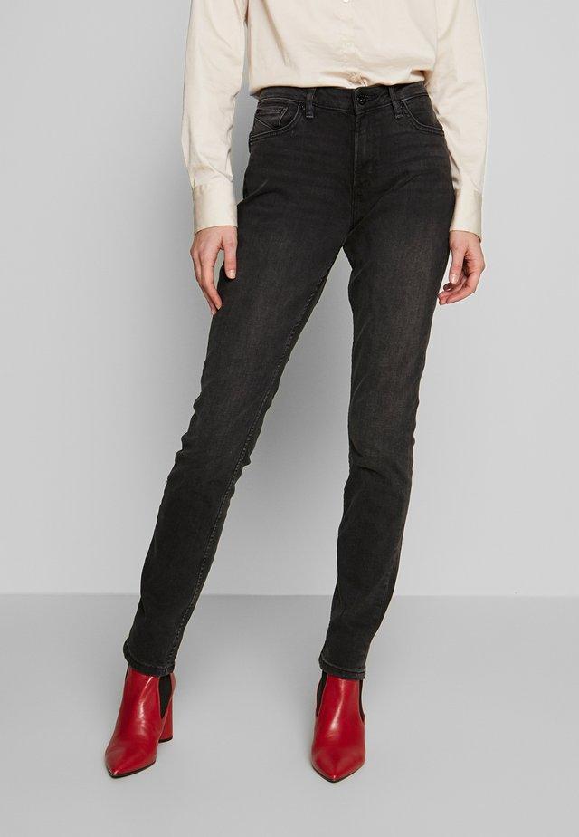 LANG - Jeans Slim Fit - denim grey