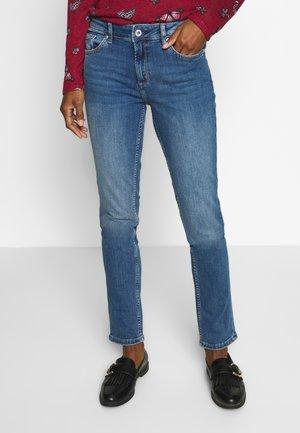 LANG - Jeans Slim Fit - blue denim