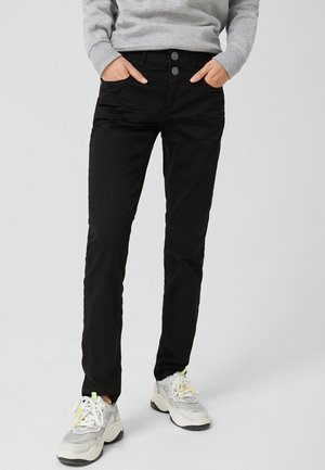 CATIE  - Slim fit jeans - black