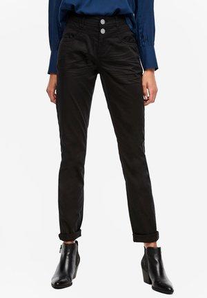 BROEKEN - Slim fit jeans - black