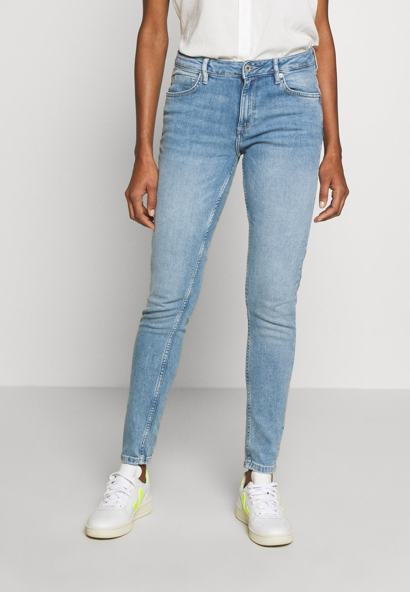 Q/S designed by - Jeans Skinny Fit - blue denim