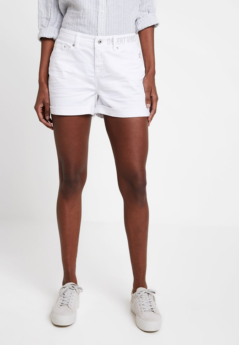 Q/S designed by - KURZ - Shorts - offwhite