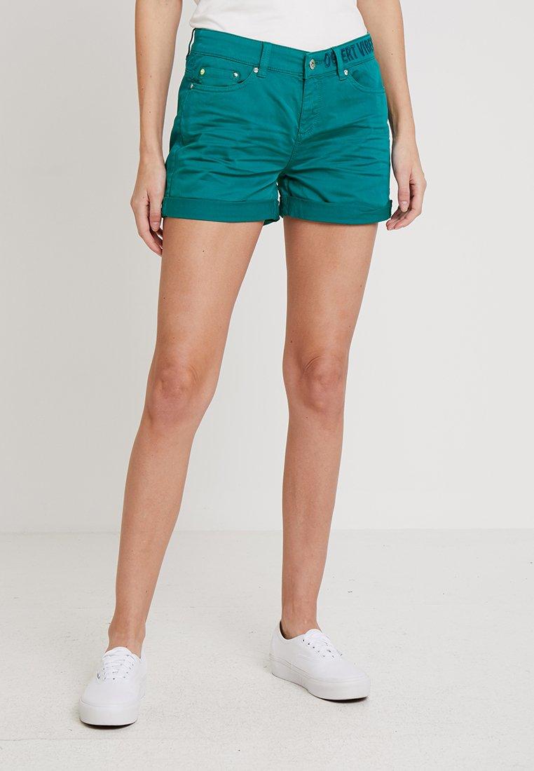 Q/S designed by - KURZ - Shorts - turquoise