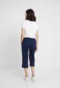 Q/S designed by - Shorts vaqueros - blue denim - 2