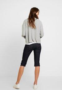 Q/S designed by - Shorts di jeans - blue denim - 2