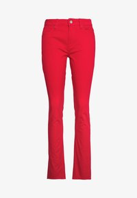 Q/S designed by - LANG - Jeans Slim Fit - red - 4