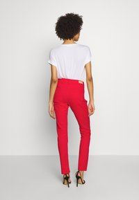 Q/S designed by - LANG - Jeans Slim Fit - red - 2
