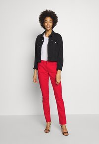 Q/S designed by - LANG - Jeans Slim Fit - red - 1