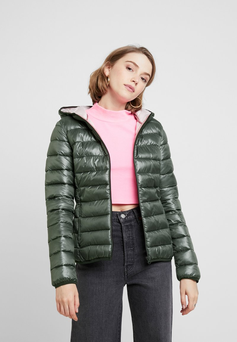 Q/S designed by - LANGARM - Light jacket - olive